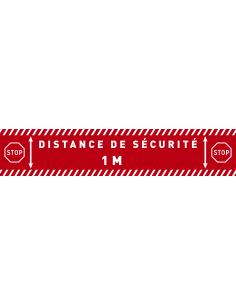 Distance de sécurité...